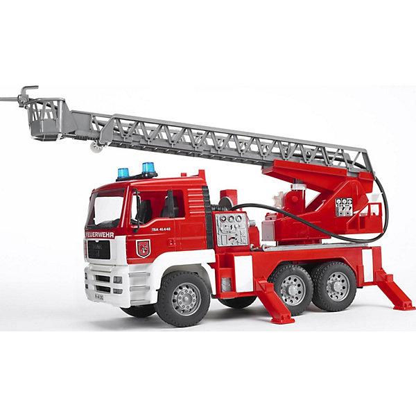 Bruder Пожарная машина MAN, Bruder цена