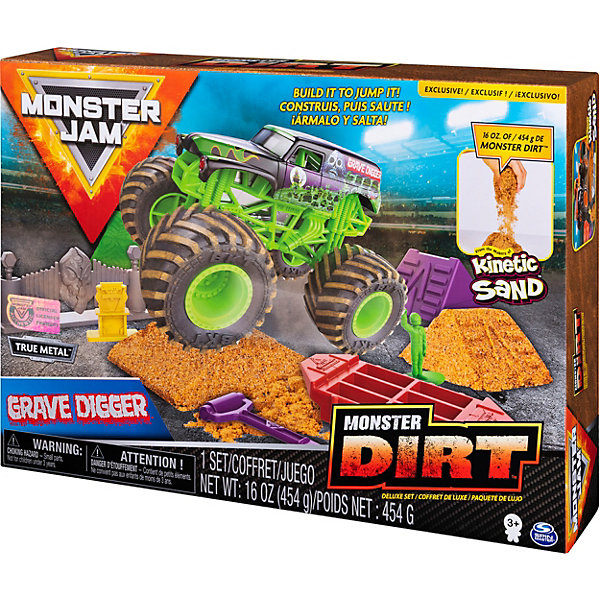 Spin Master Игровой набор Spin Master Monster Jam Монстр Джем 2 цена