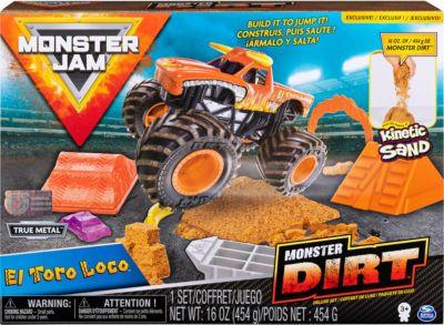 Monster Jam Игровой набор Spin Master Monster Jam Монстр Джем 1 набор jam jar серебристый