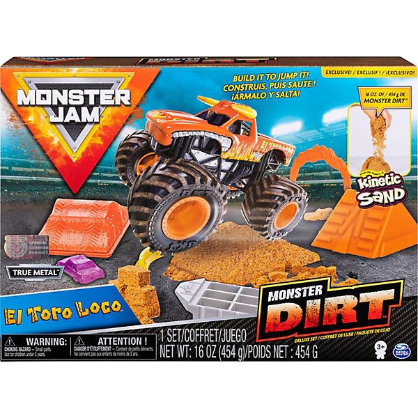 Spin Master Игровой набор Spin Master Monster Jam Монстр Джем 1 цена