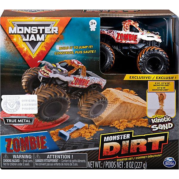 Spin Master Игровой набор Monster Jam Монстр Джем 3
