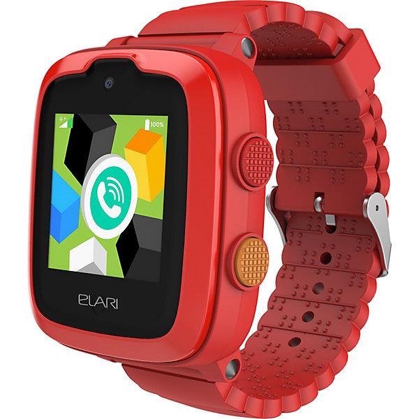Elari Часы-телефон Elari KidPhone 4G телефон elari nanophone