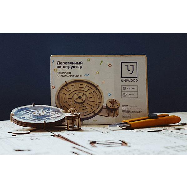 Головоломка-лабиринт Uniwood Клубок Ариадны фото
