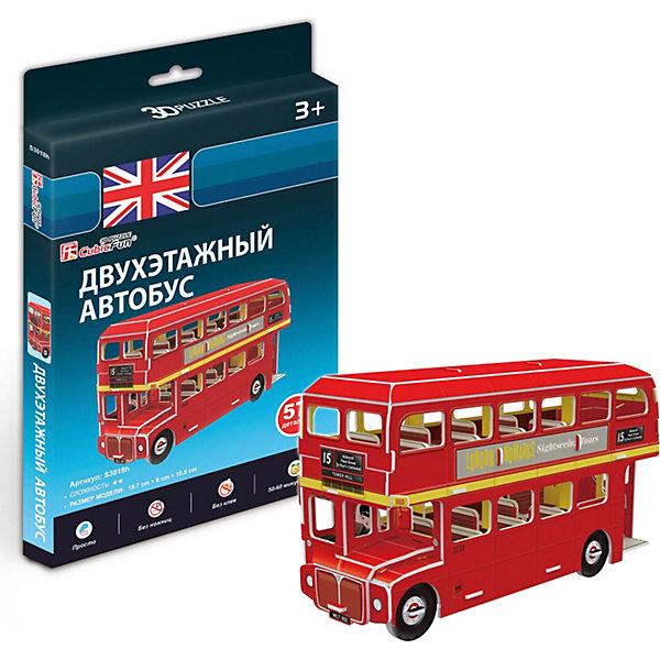 CubicFun 3D пазл CubicFun Лондонский двухэтажный автобус