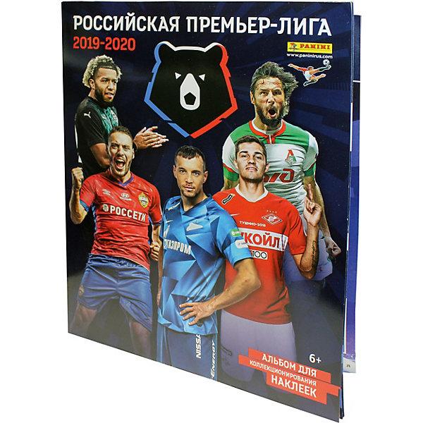 Купить Альбом для наклеек Panini Футбол. РПЛ сезон 2019-2020 , Италия, Мужской
