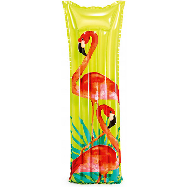 Intex Надувной матрас Intex Отдых. Фламинго надувной матрас intex 183x69cm 59720