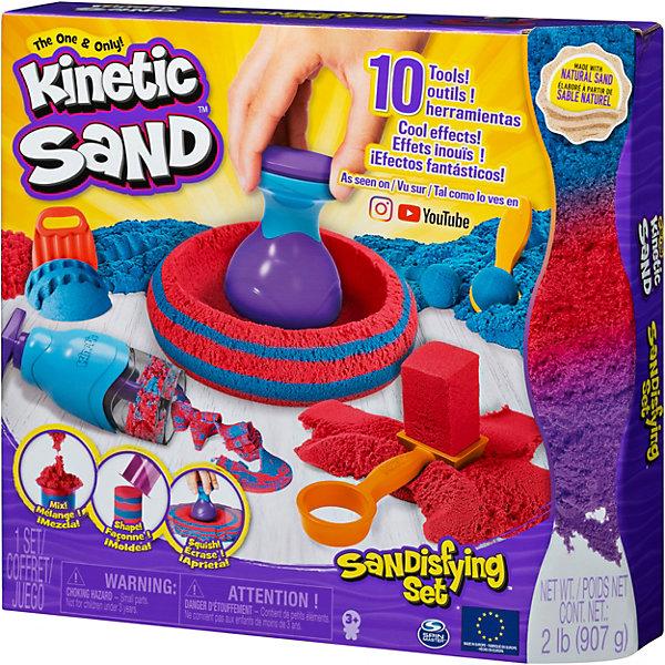 Купить Набор для лепки Kinetic sand Медитация, Франция, разноцветный, Унисекс