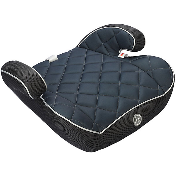 Бустер Rider 15-36 кг, тёмно-синий Happy Baby 14300984