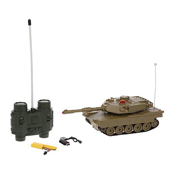 Радиоуправляемый танк Пламенный мотор Abrams М1А2 (США), 1:32