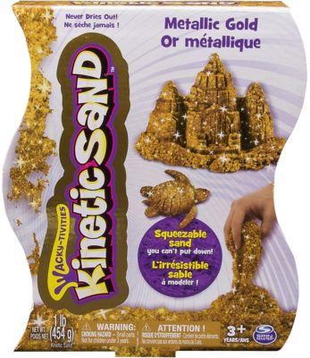 Kinetic Sand Песок для лепки Kinetic Sand с блестками