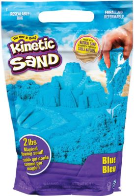Kinetic Sand Песок для лепки Kinetic Sand большой