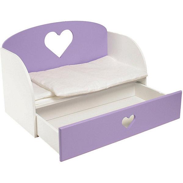 PAREMO Диван-кровать для кукол Paremo