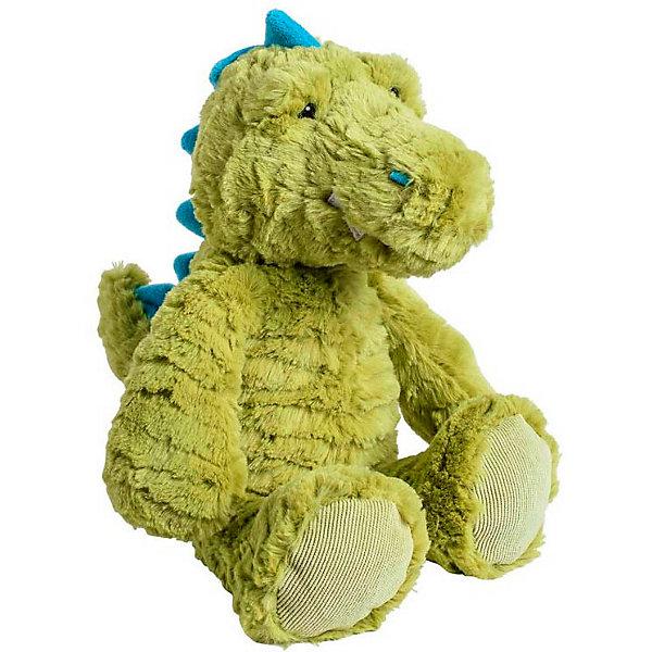 Molli Мягкая игрушка Molli Крокодил, 36 см мягкая игрушка крокодил hansa крокодил гребнистый 70 см разноцветный пластик искусственный мех синтепон 6475