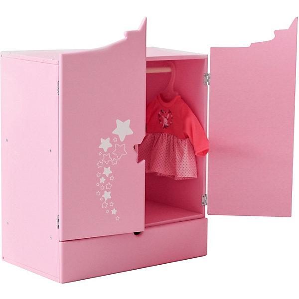 Шкаф для кукол Paremo