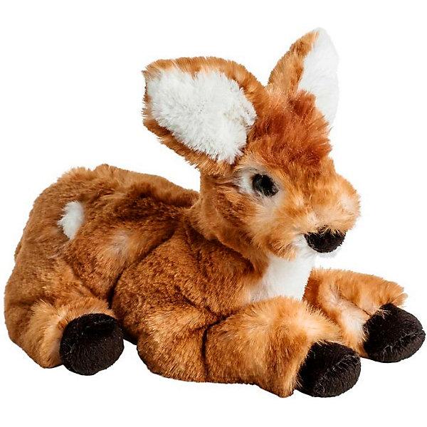 цена на Molli Мягкая игрушка Molli Оленёнок лежачий, 22 см
