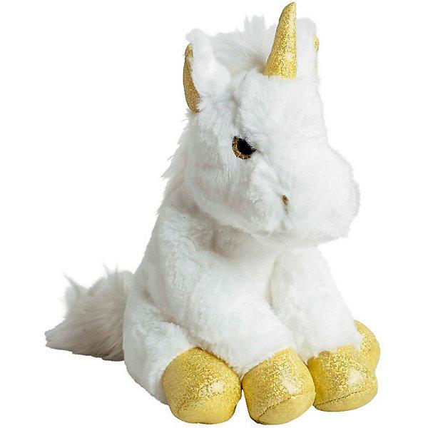 цена Molli Мягкая игрушка Molli Единорог, 35 см онлайн в 2017 году