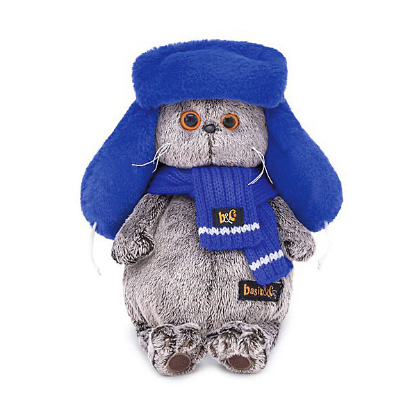 Budi Basa OKs22-096 Шапка ушанка синяя paulmann 95096