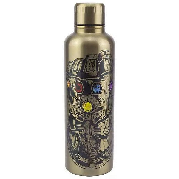 Paladone Бутылка для воды Paladone Marvel Мстители Финал бутылка для воды fixflask синяя