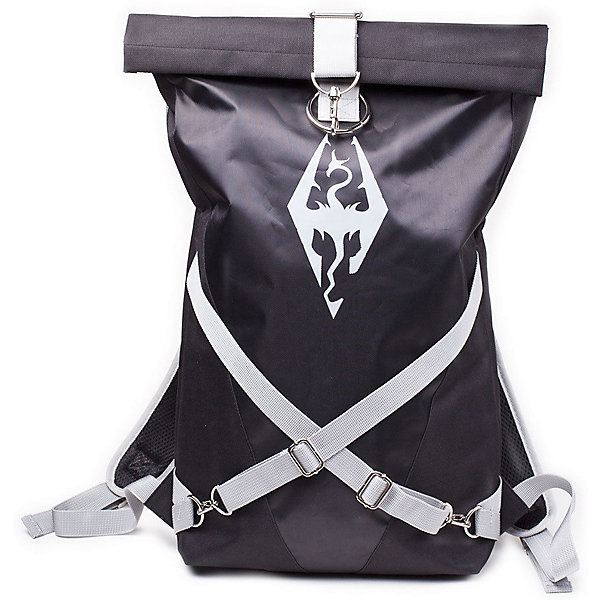 Funko Рюкзак Difuzed: Skyrim: Rolltop Bag With Straps