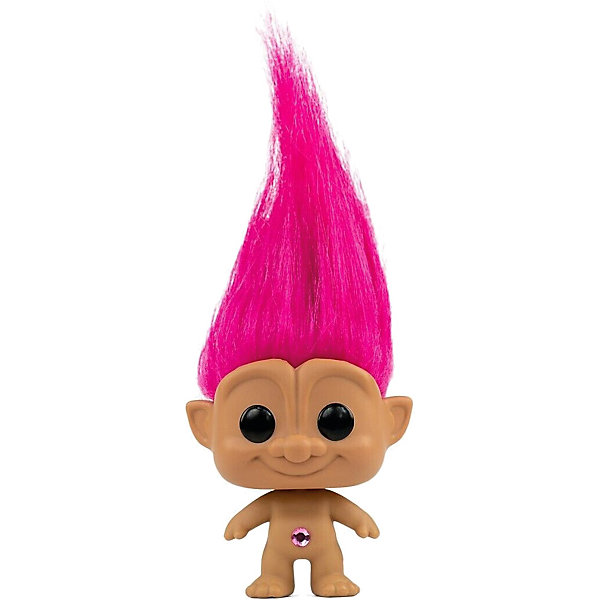 Funko Фигурка Funko POP! Vinyl: Тролли: Розовый тролль, Fun2549378 trolls большая фигура тролль guy diamond 35 см