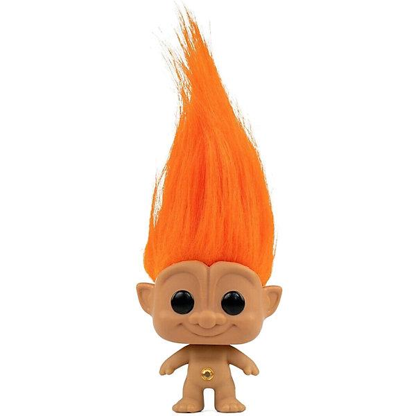 Funko Фигурка Funko POP! Vinyl: Тролли: Оранжевый тролль, Fun2549377 фигурки героев мультфильмов trolls коллекционная фигурка trolls в закрытой упаковке 10 см в ассортименте