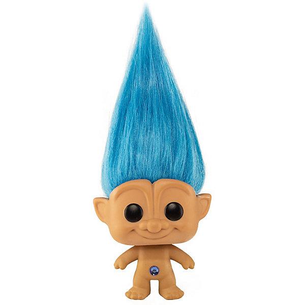 Funko Фигурка Funko POP! Vinyl: Тролли: Голубой тролль, Fun2549376 фигурки героев мультфильмов trolls коллекционная фигурка trolls в закрытой упаковке 10 см в ассортименте