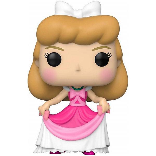 Funko Фигурка Funko POP! Vinyl: Disney: Золушка: Золушка в розовом платье, Fun2549344 золушка в шоколаде