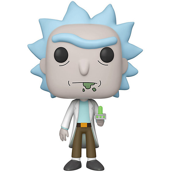 фигурка funko pop vinyl rick and morty 10 rick 47379ie Funko Фигурка Funko POP! Vinyl: Рик и Морти: Рик с порталом, Fun2549371