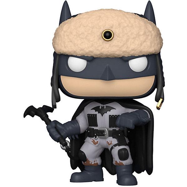 Funko Фигурка Funko POP! Vinyl: DC: Batman 80th: Бэтмен, красный сын, Fun2549296 футболка классическая printio batman бэтмен