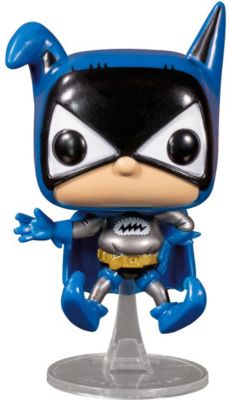 Funko POP! Фигурка Funko POP! Vinyl: DC: Batman 80th: Бэт-Майт, Fun2549294 funko pop фигурка funko pop vinyl dc holiday рудольф флэш 50654