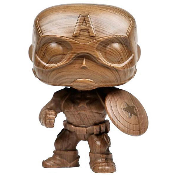 Funko Фигурка Funko POP! Bobble: Marvel: Marvel: Капитан Америка, Fun2549316