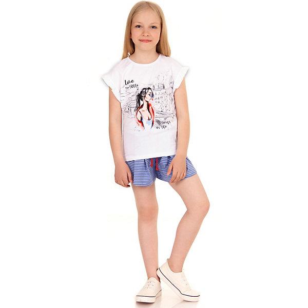 Апрель Комплект Апрель: футболка и шорты апрель комплект жилет и брюки апрель