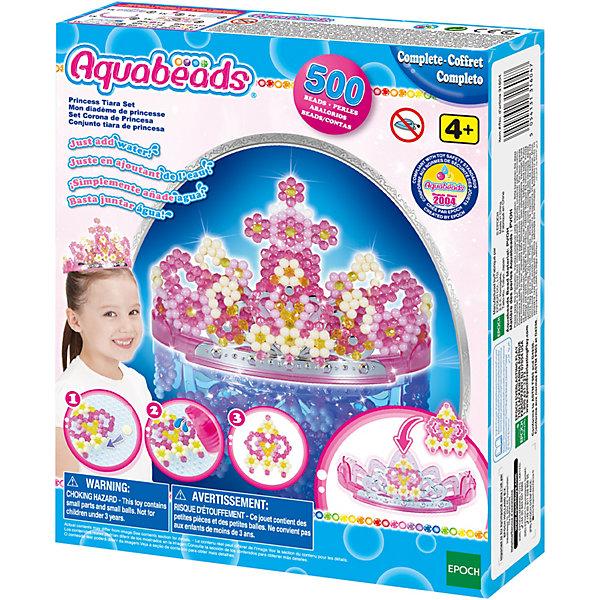 Эпоха Чудес Набор для творчества Aquabeads Диадема для принцессы 3D эпоха чудес набор для творчества aquabeads золотые украшения