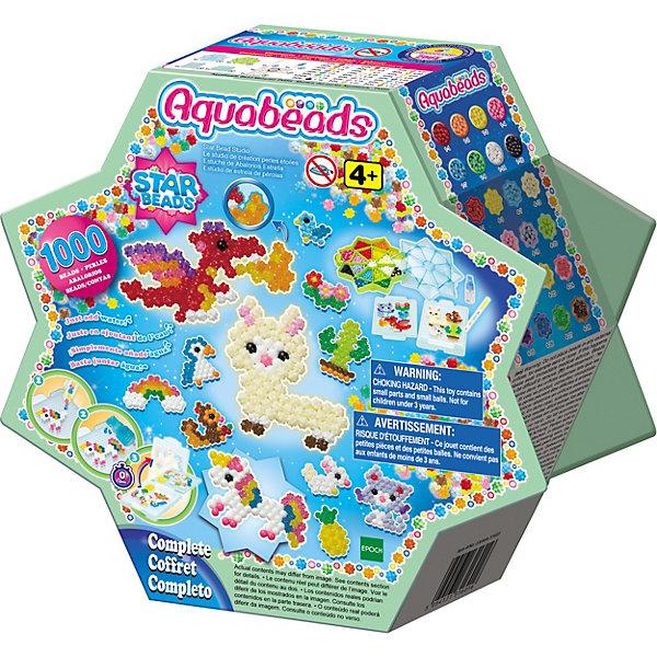 Эпоха Чудес Набор для творчества Aquabeads Студия звездных игрушек эпоха чудес набор для творчества aquabeads золотые украшения