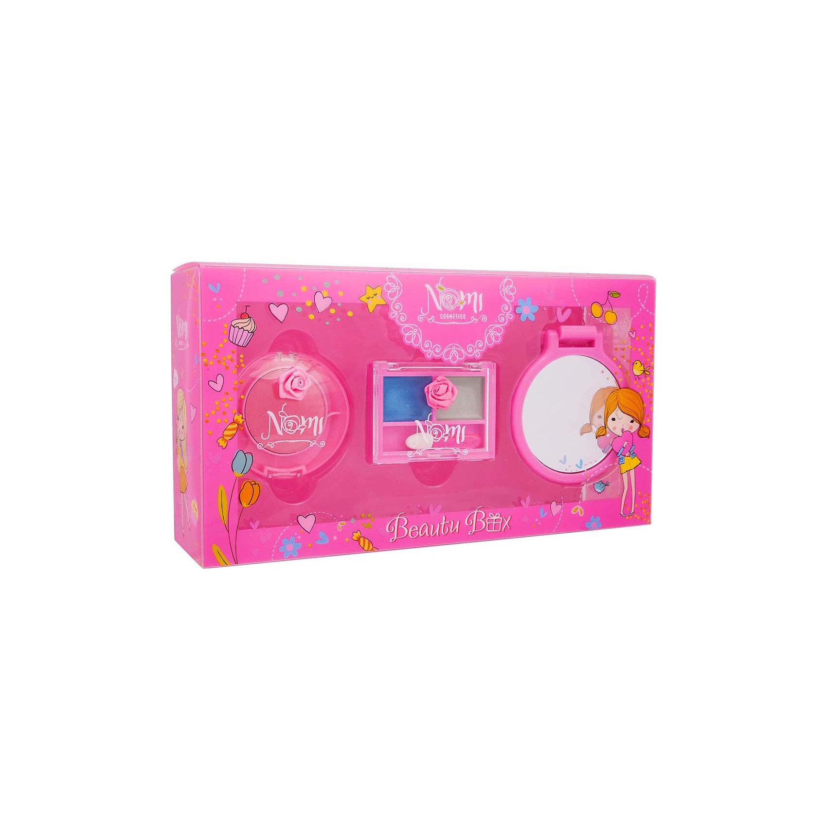 Подарочный набор декоративной косметики Nomi по цене 872