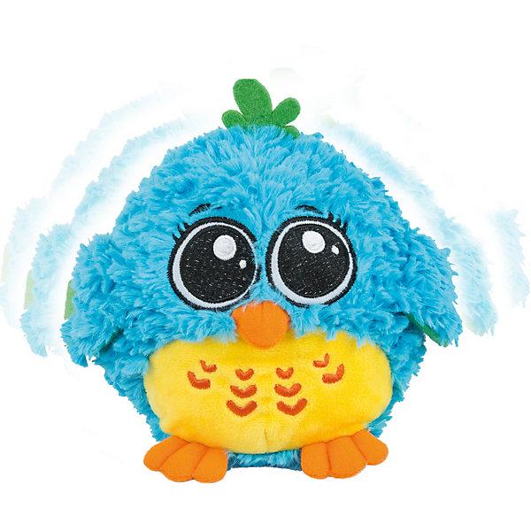 Интерактивная мягкая игрушка WinFun Птичка