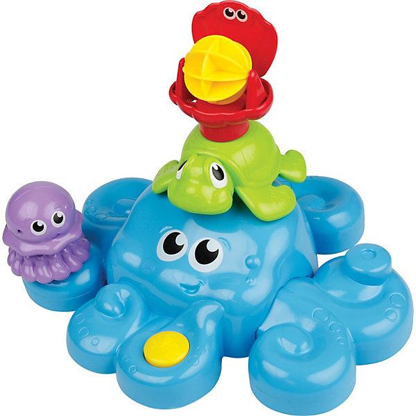 WinFun Игрушка для ванны WinFun Осьминог пластмассовая игрушка для ванны alex осьминог 842s