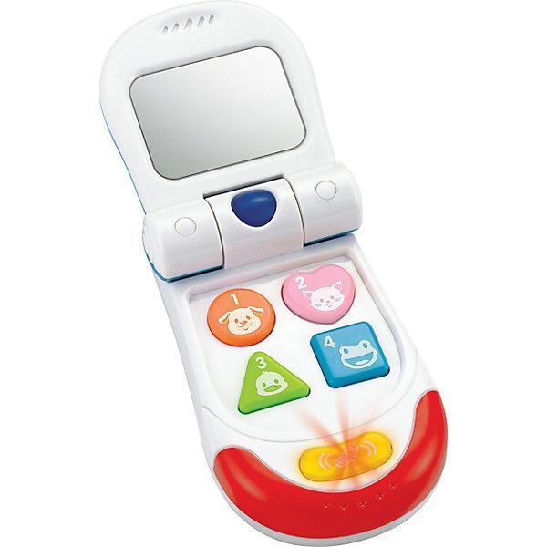 WinFun Музыкальная игрушка WinFun Телефон-раскладушка телефон