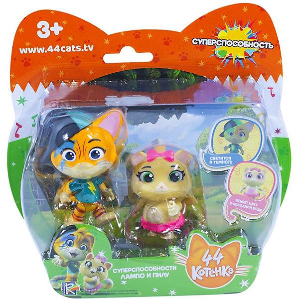 Rainbow Игровой набор Rainbow 44 котёнка Лампо и Пилу с суперспособностями