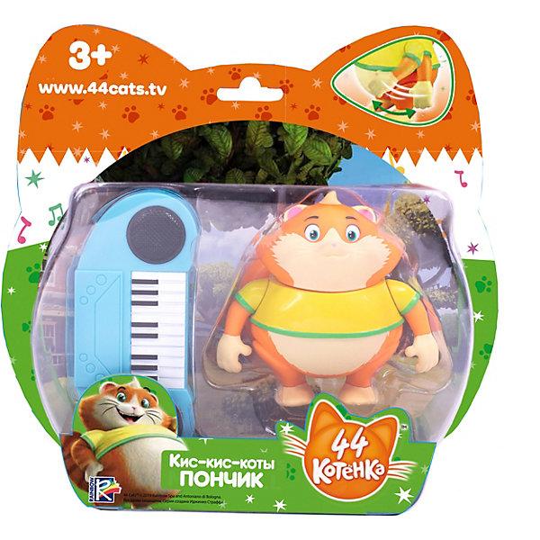 Купить Игровой набор Rainbow 44 котёнка Пончик с аксессуаром, 7, 5 см, Гонконг, оранжевый, Женский