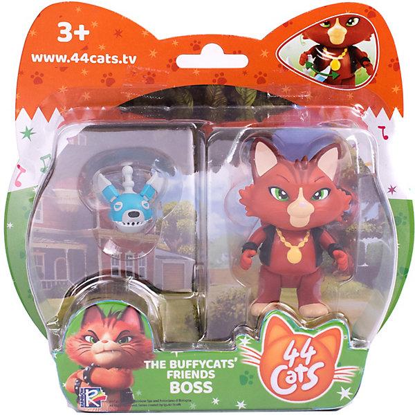Купить Игровой набор Rainbow 44 котёнка Босс с аксессуаром, 7, 5 см, Гонконг, коричневый, Женский