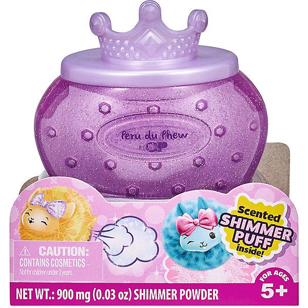 Купить Игровой набор с 1 героем Moose Pikmi Pops Cheeki Puff Флакон с короной, Китай, фиолетовый, Женский