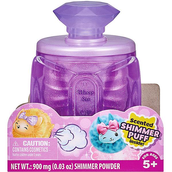 Купить Игровой набор с 1 героем Moose Pikmi Pops Cheeki Puff Флакон с алмазом, Китай, фиолетовый, Женский