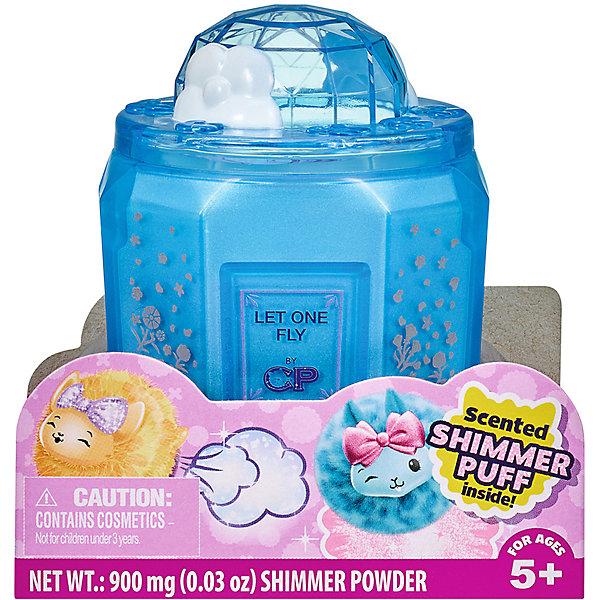 Купить Игровой набор с 1 героем Moose Pikmi Pops Cheeki Puff Флакон с цветком, Китай, голубой, Женский
