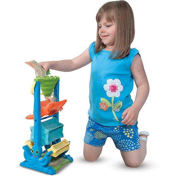 цены Melissa & Doug Игрушка для песочницы Melissa&Doug Весёлая воронка