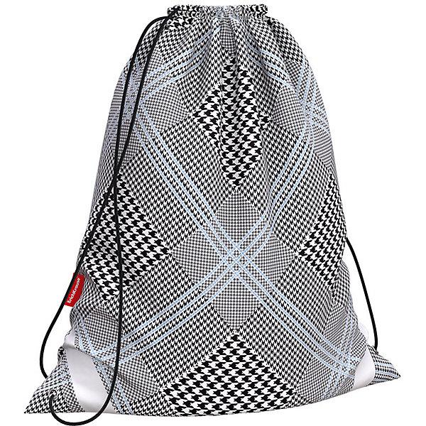 Купить Мешок для обуви Erich Krause Black&White, Россия, разноцветный, Женский
