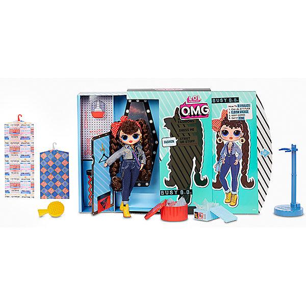 Купить Кукла LOL OMG 23см. 2 волна, Busy B.B, MGA, Китай, Женский