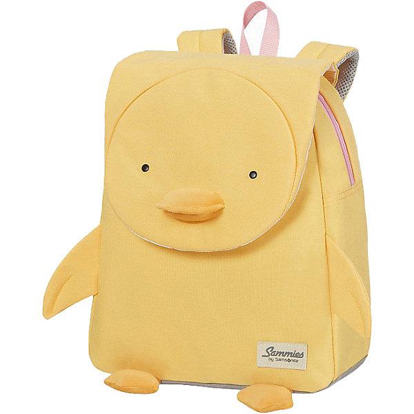 цена Samsonite Рюкзак Samsonite Happy Sammies Eco Утёнок Доди 32см онлайн в 2017 году