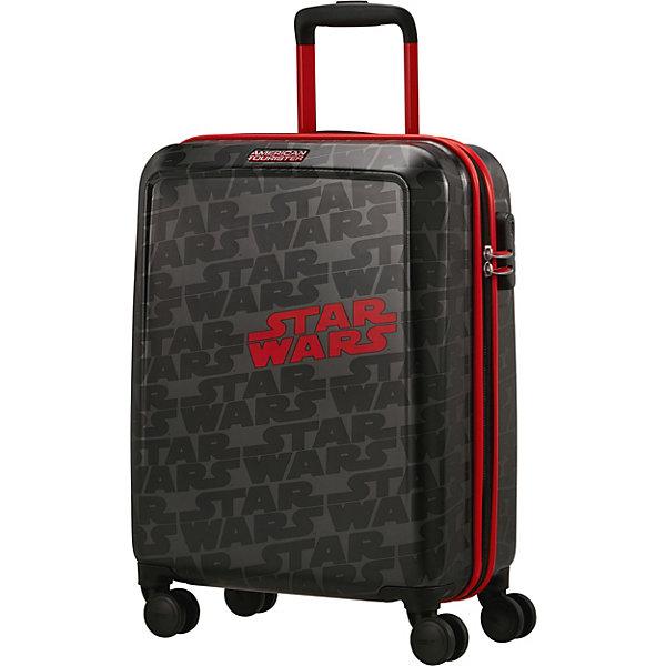 American Tourister Чемодан American Tourister Звездные войны лого, высота 55 см чемодан airport 72 см красный 2 колеса