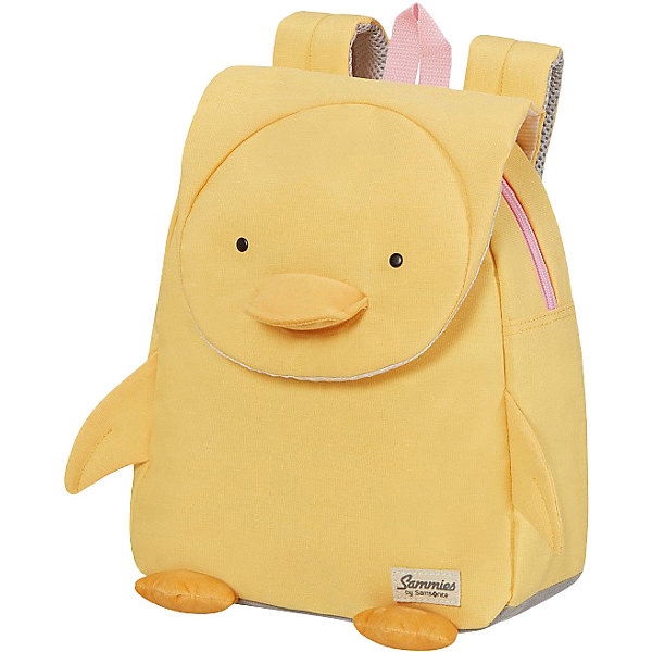 цена Samsonite Рюкзак Samsonite Happy Sammies Eco Утёнок Доди 27,5 см онлайн в 2017 году